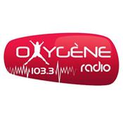 Logo oxygène radio